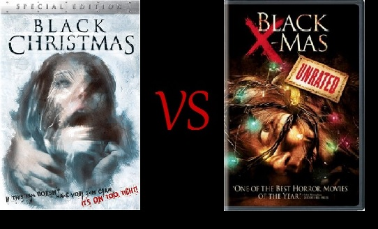 black xmas vs black xmas - Black Christmas 1974