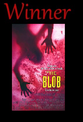 Winner The Blob 1988