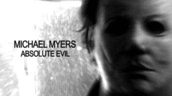 Michael Myers Absolute Evil -banner