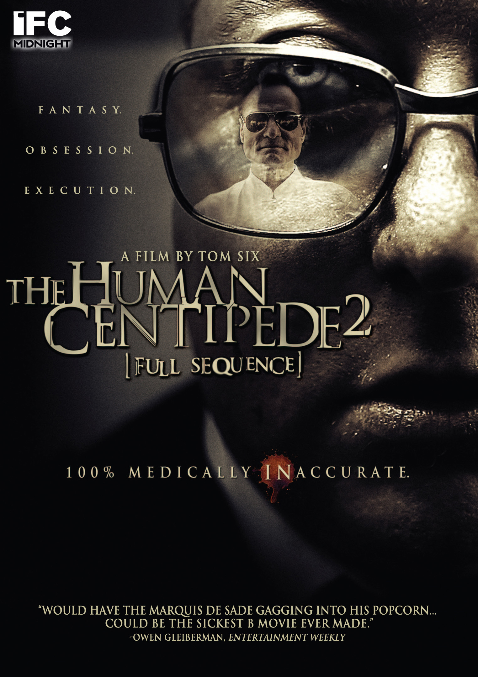 The Human Centipede 2: Full Sequence (2011) | Horror and Alternative Cinema  Reviews