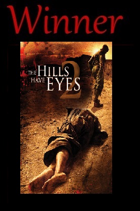 Winner The Hills Have Eyes 2007