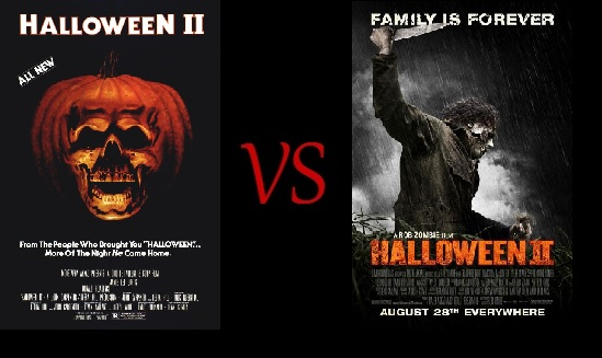 Halloween 2 (1981) vs Halloween 2 (2009) | Horror and Alternative ...