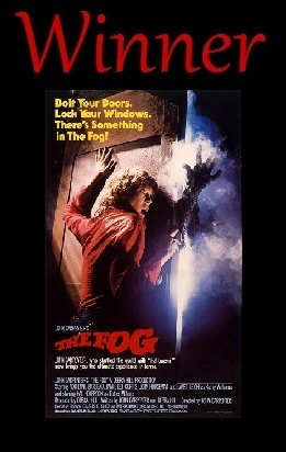 Winner The Fog 1980