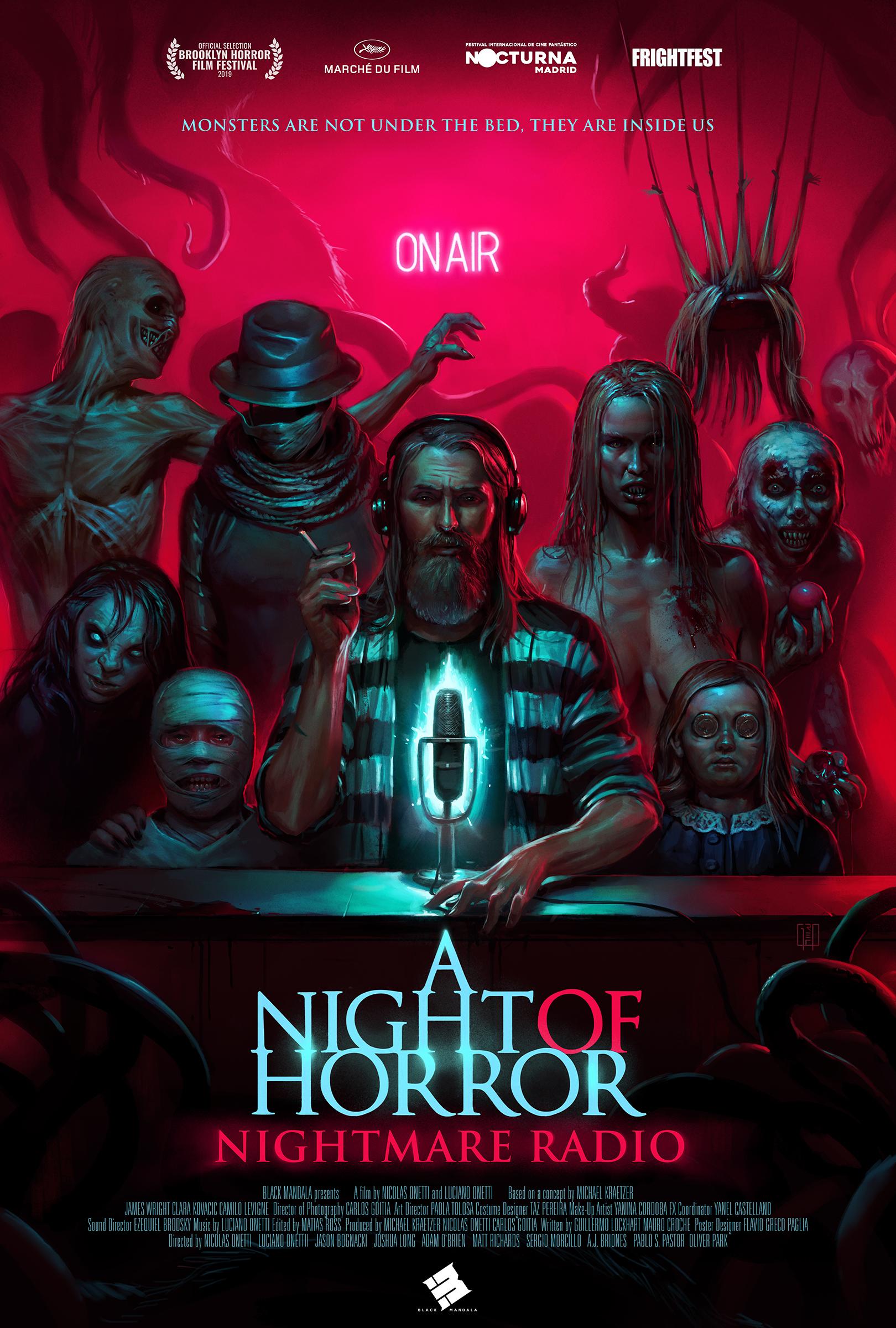 Nightmare Radio
